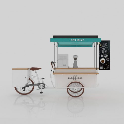 Introducing The EQT Coffee Bike