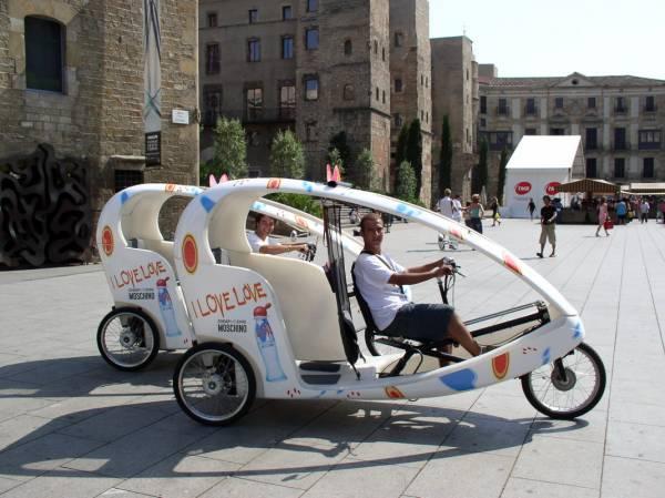 Pedicabs 3 -EQT Bike