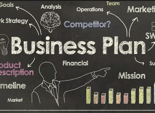 Roll Out Your Business Plan.