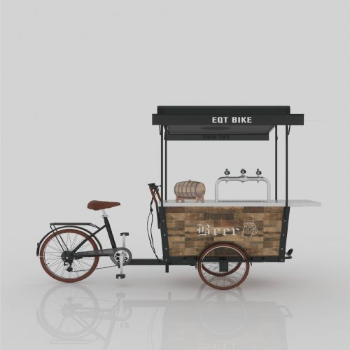 EQTBIKE FOOD TRIKE CHOPP EXPRESS