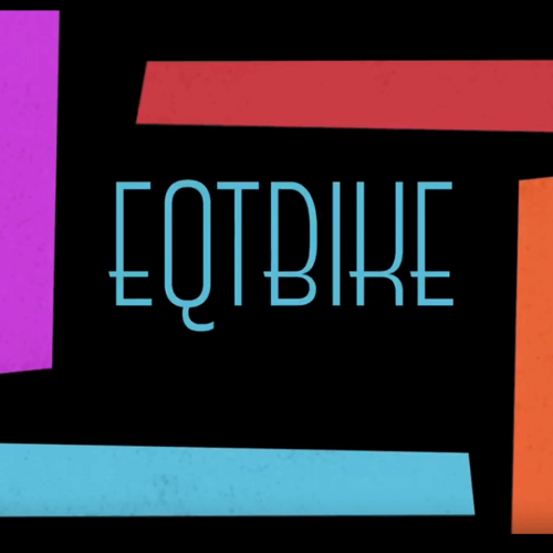 EQT Bike —a new way  to sell street/fast food and drink