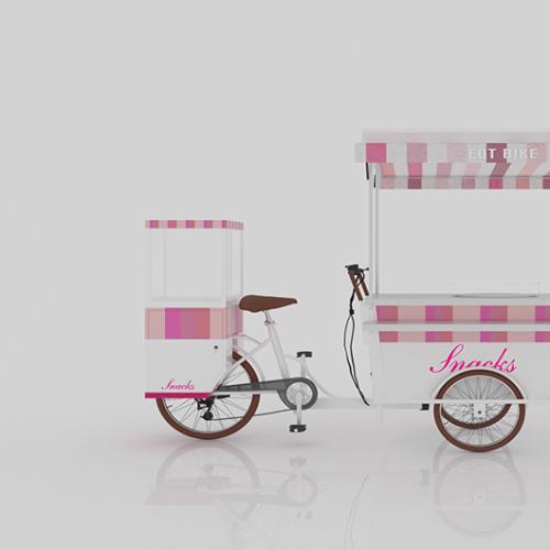 Popcorn tricycle sales information