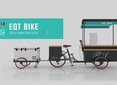 The advantages of EQT food bikes