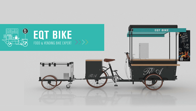 EQT Food Bikes Partner Recruitment