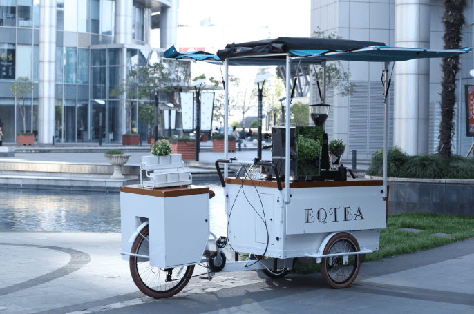 China Golden Supplier EQT Food bike For Sale