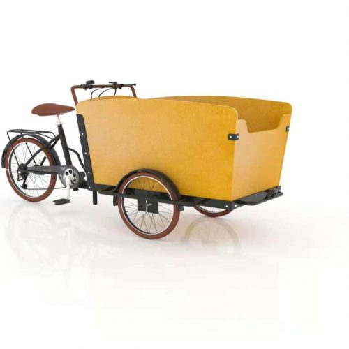 EQT Cargo Bike-'last mile' deliveries