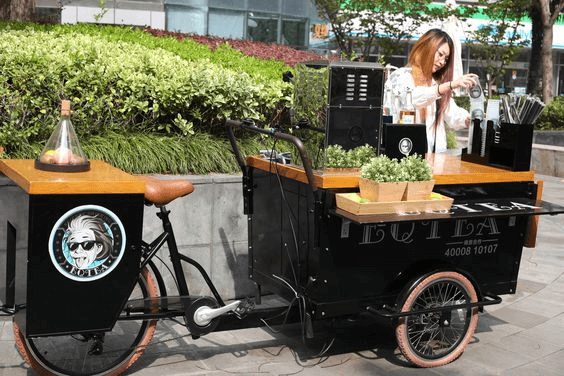 How To Run a Coffee Shop On Bike