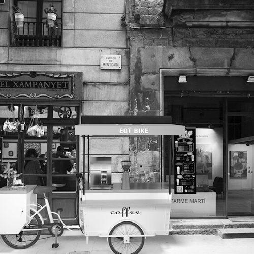 Customizable Fast food tricycle/coffee vending cart/coffee bike