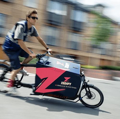 Government to boost e-cargobike
