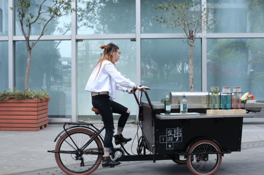 Creating A Retail 'Pop-up Shop' With EQT BIKE