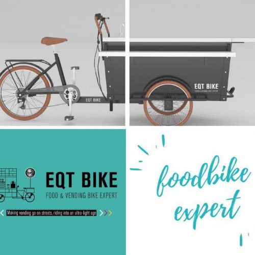 CE ApprovedEQTBrand Mobile Beer Bike For Sale